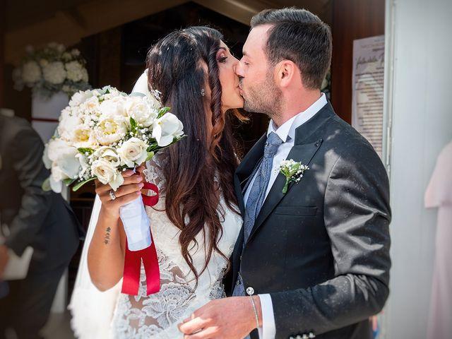 Il matrimonio di Nicola e Nicoletta a Gricignano di Aversa, Caserta 22