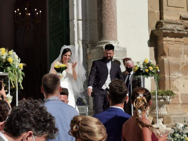 Il matrimonio di Deborah e Giovanni a Partanna, Trapani 4
