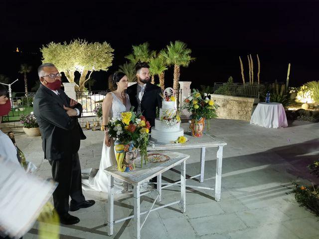 Il matrimonio di Deborah e Giovanni a Partanna, Trapani 9