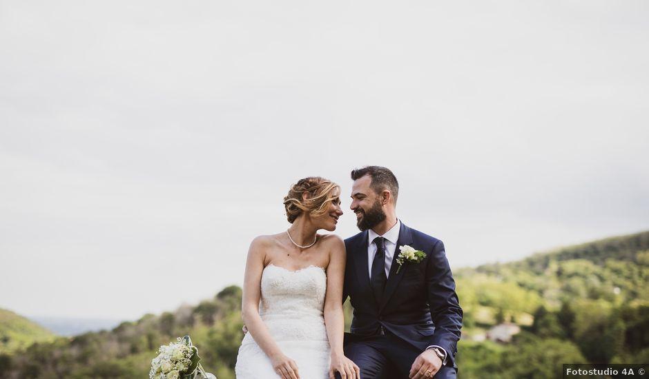 Il matrimonio di Carlos e Gaia a Torreglia, Padova
