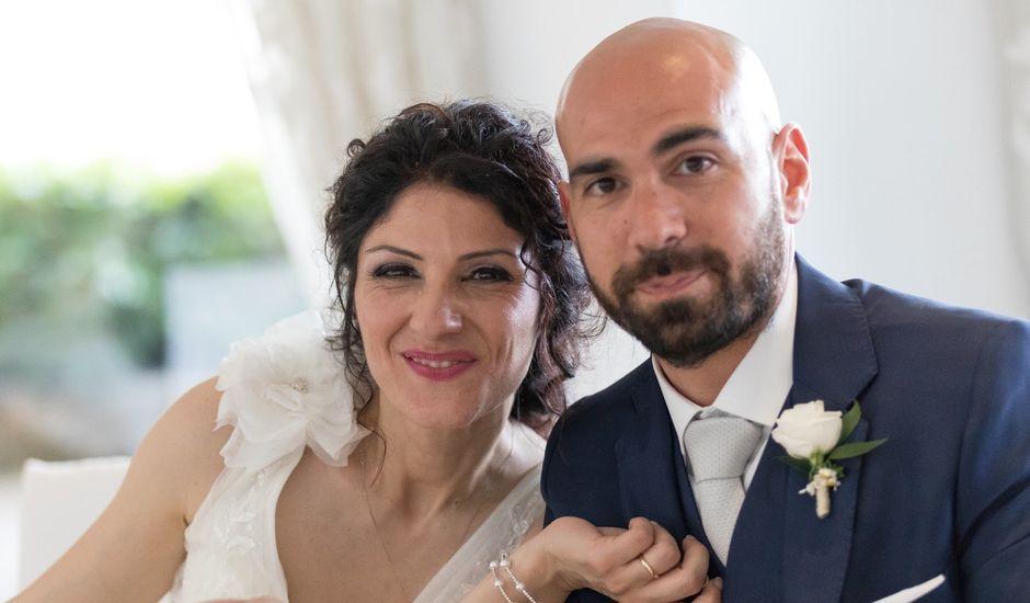 Il matrimonio di Sergio  e Tiziana a Taormina, Messina