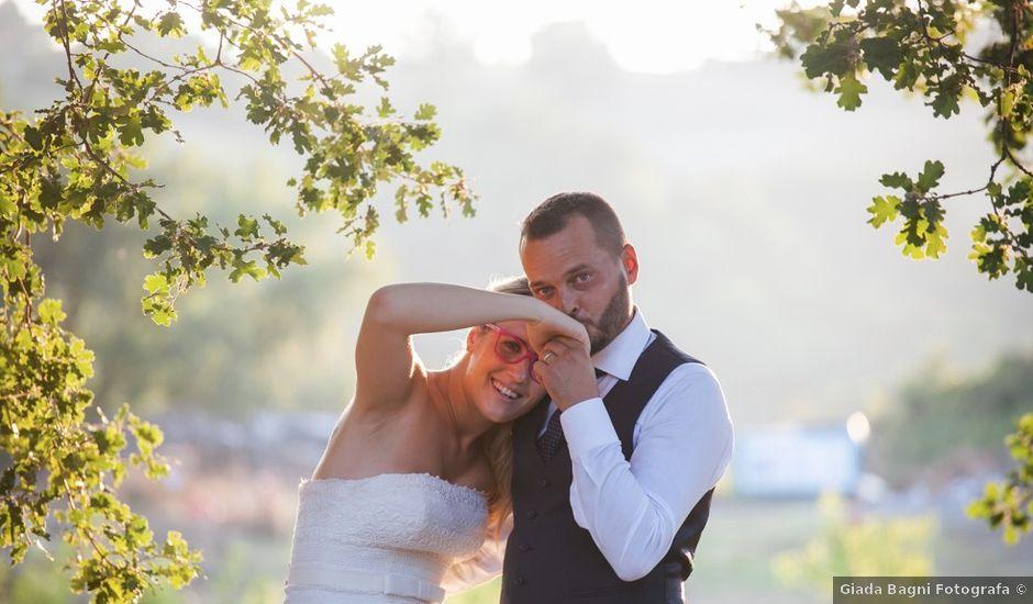 Il matrimonio di Simone e Sarah a Grosseto, Grosseto