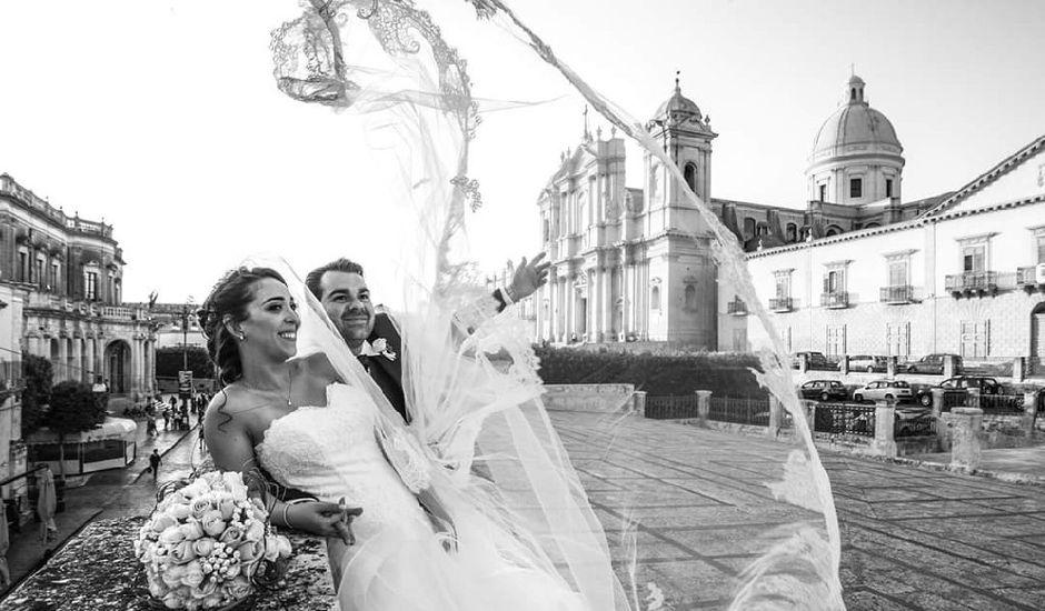 Il matrimonio di Federica e Salvatore a Noto, Siracusa