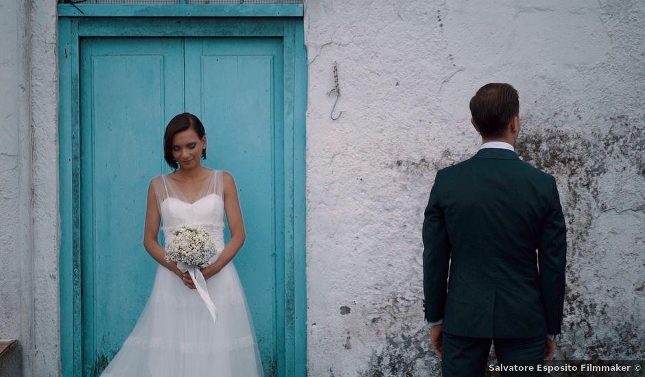 Il matrimonio di Vincenzo e Cristina a Castellammare di Stabia, Napoli