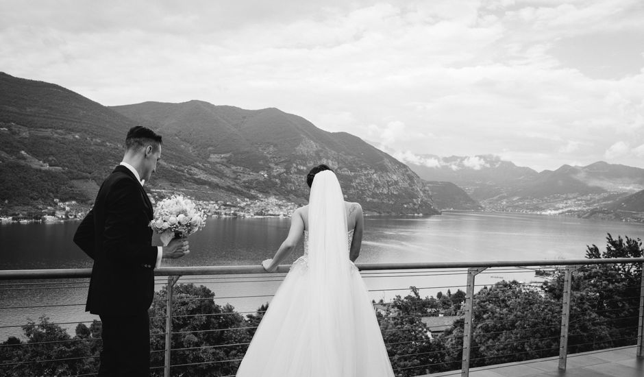 Il matrimonio di Sandro e Federica a Iseo, Brescia