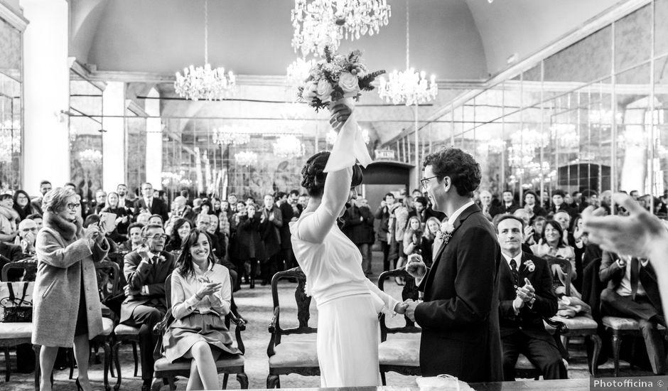 Il matrimonio di Matteo e Silvia a Milano, Milano
