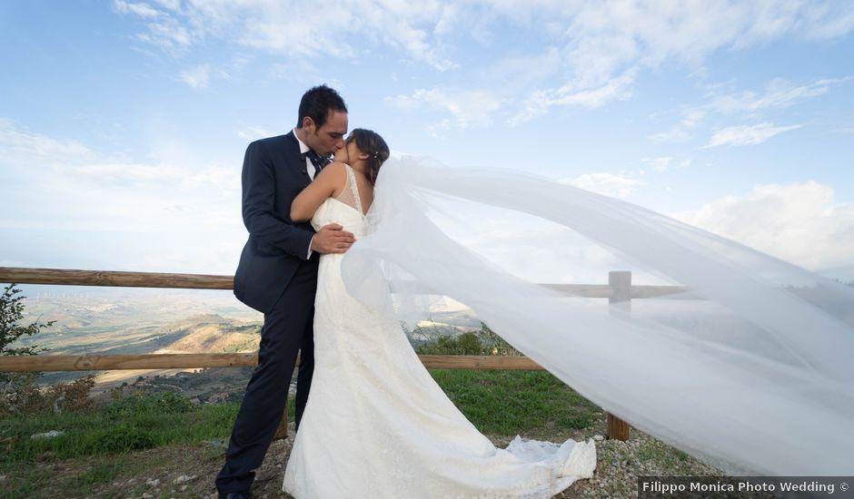 Il matrimonio di Gianpaolo e Jasmine a Mirabella Imbaccari, Catania