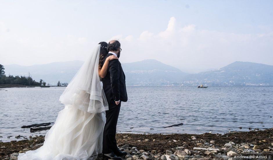Il matrimonio di Paolo e Maria a Ispra, Varese