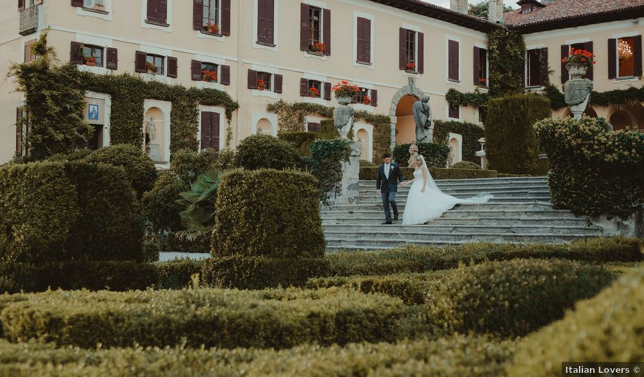 Il matrimonio di Stefano e Elena a Milano, Milano