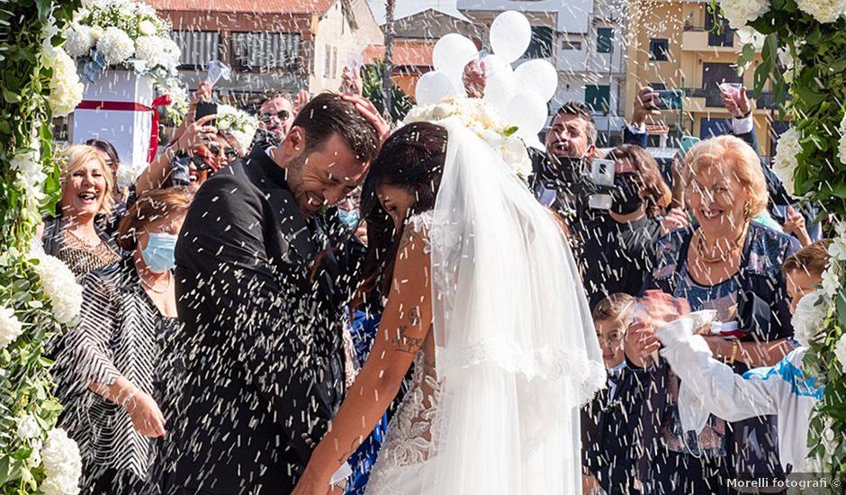 Il matrimonio di Nicola e Nicoletta a Gricignano di Aversa, Caserta