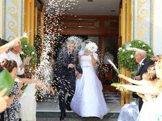 Le nozze di Fabrizia e pietro