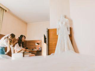 Le nozze di Yuliya e Marco 1