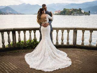 Le nozze di Jessica e Cristiano