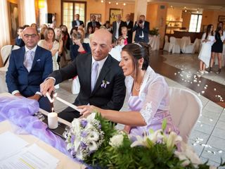 Le nozze di Enza e Aurelio