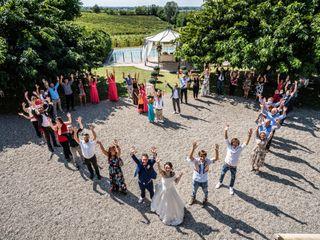 Le nozze di Serena e Ivan