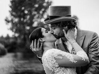 Le nozze di Nicole e Mitia