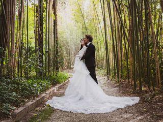 Le nozze di Francesco e Daiana