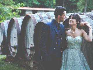 Le nozze di Eleonora e Alex