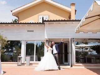 Le nozze di Elisa e Piero 1
