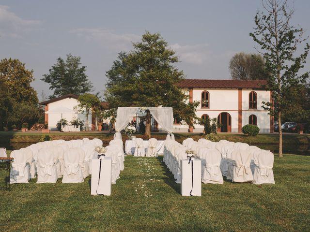 Il matrimonio di Stefano e Monica a Gropello Cairoli, Pavia 12