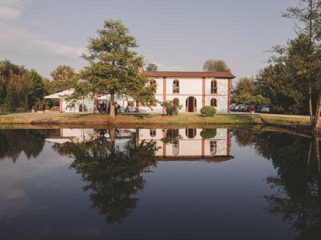 Il matrimonio di Stefano e Monica a Gropello Cairoli, Pavia 14