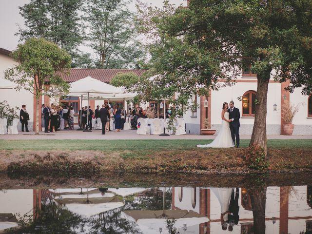 Il matrimonio di Stefano e Monica a Gropello Cairoli, Pavia 37
