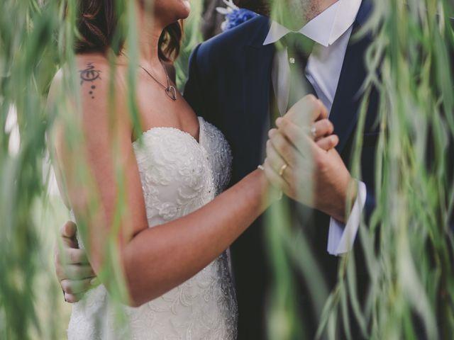 Il matrimonio di Stefano e Monica a Gropello Cairoli, Pavia 40