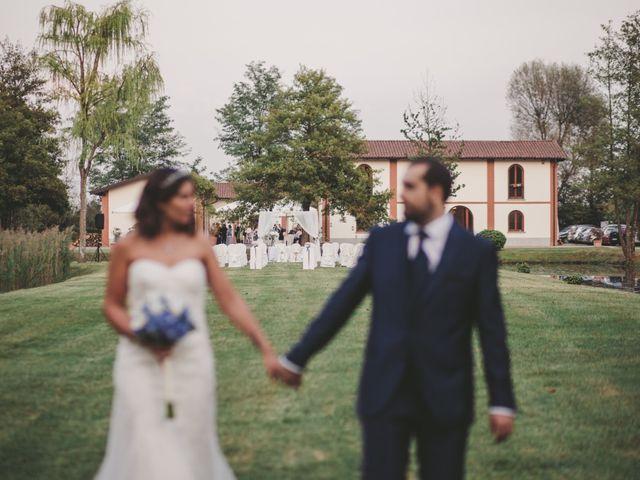 Il matrimonio di Stefano e Monica a Gropello Cairoli, Pavia 44