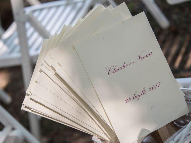 Il matrimonio di Claudio e Noemi a Robecco sul Naviglio, Milano 7