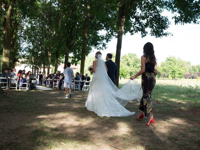 Il matrimonio di Claudio e Noemi a Robecco sul Naviglio, Milano 9