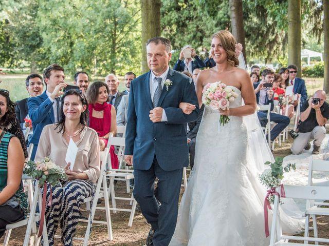 Il matrimonio di Claudio e Noemi a Robecco sul Naviglio, Milano 10