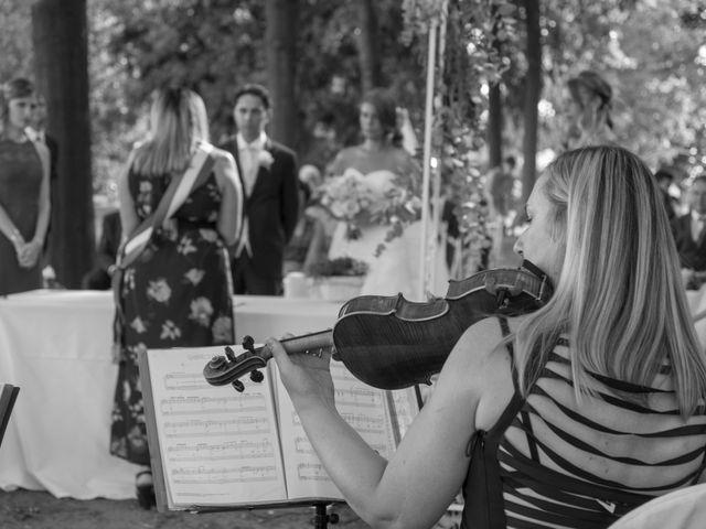 Il matrimonio di Claudio e Noemi a Robecco sul Naviglio, Milano 11