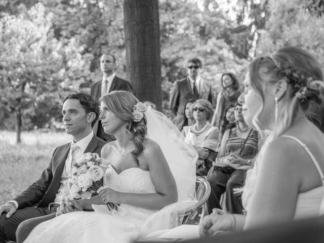 Il matrimonio di Claudio e Noemi a Robecco sul Naviglio, Milano 12