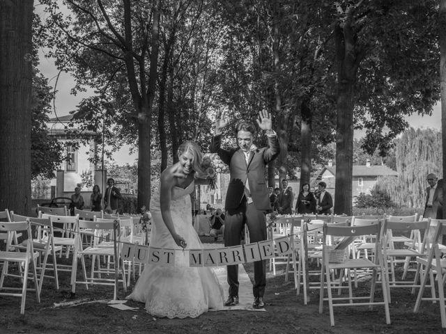 Il matrimonio di Claudio e Noemi a Robecco sul Naviglio, Milano 13