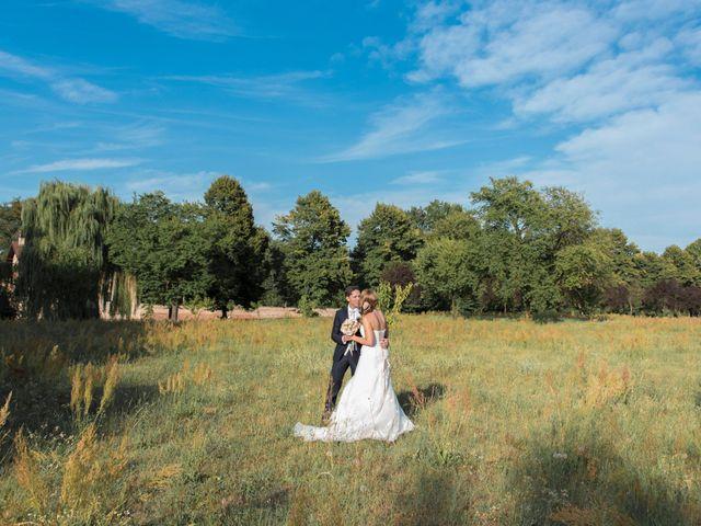 Il matrimonio di Claudio e Noemi a Robecco sul Naviglio, Milano 17