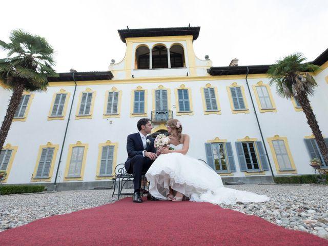 Il matrimonio di Claudio e Noemi a Robecco sul Naviglio, Milano 2