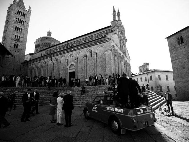 Il matrimonio di Vincenzo e Benedetta a Massa Marittima, Grosseto 31