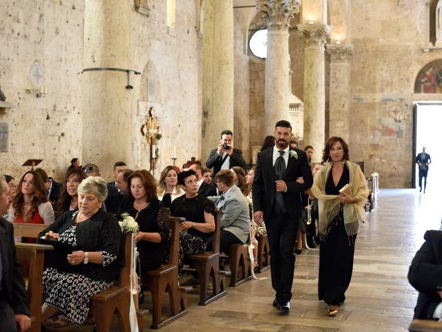Il matrimonio di Vincenzo e Benedetta a Massa Marittima, Grosseto 33