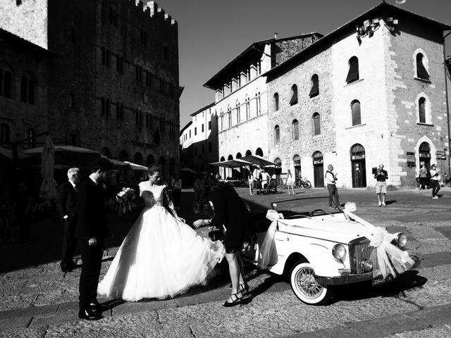 Il matrimonio di Vincenzo e Benedetta a Massa Marittima, Grosseto 34