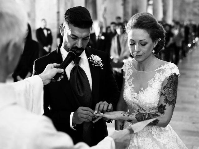Il matrimonio di Vincenzo e Benedetta a Massa Marittima, Grosseto 40