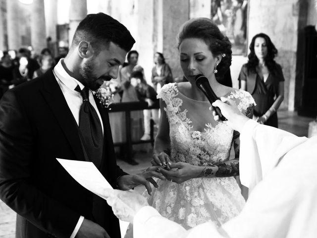 Il matrimonio di Vincenzo e Benedetta a Massa Marittima, Grosseto 41