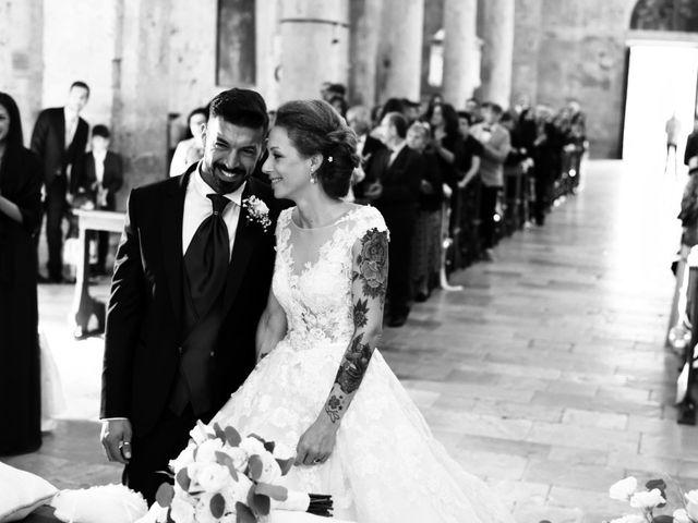 Il matrimonio di Vincenzo e Benedetta a Massa Marittima, Grosseto 42