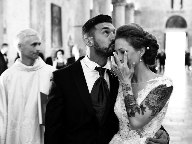 Il matrimonio di Vincenzo e Benedetta a Massa Marittima, Grosseto 43
