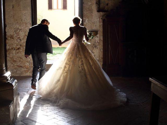 Il matrimonio di Vincenzo e Benedetta a Massa Marittima, Grosseto 46