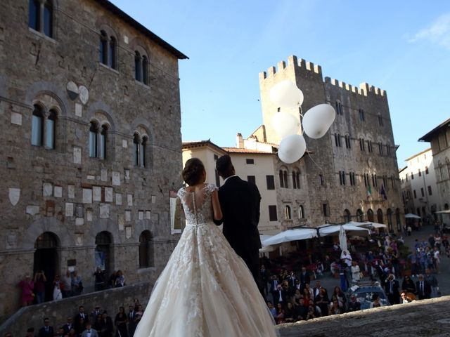 Il matrimonio di Vincenzo e Benedetta a Massa Marittima, Grosseto 49