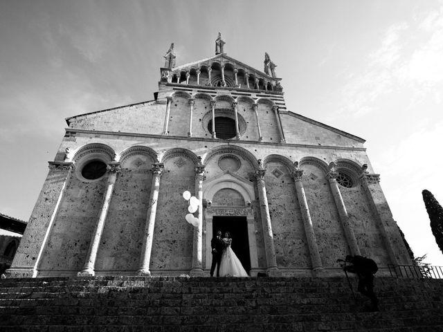Il matrimonio di Vincenzo e Benedetta a Massa Marittima, Grosseto 50