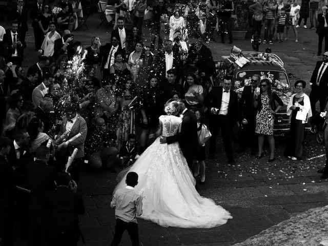 Il matrimonio di Vincenzo e Benedetta a Massa Marittima, Grosseto 51