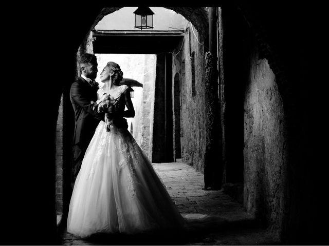 Il matrimonio di Vincenzo e Benedetta a Massa Marittima, Grosseto 55