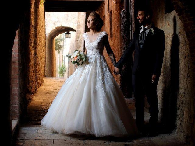 Il matrimonio di Vincenzo e Benedetta a Massa Marittima, Grosseto 56