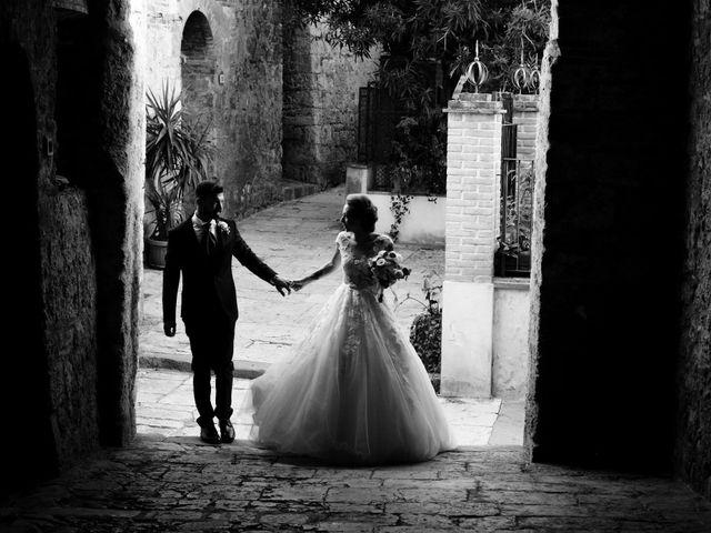 Il matrimonio di Vincenzo e Benedetta a Massa Marittima, Grosseto 58